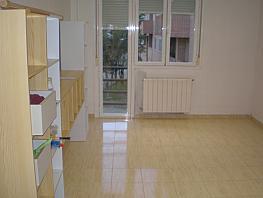 Salón - Apartamento en alquiler en calle Asturias, Collado Villalba - 346945706