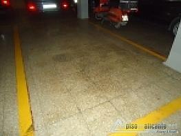 No disponible - Garaje en alquiler en Los Angeles en Alicante/Alacant - 163828851