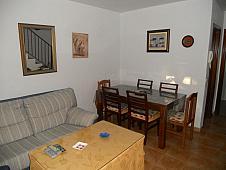 Salón - Dúplex en alquiler de temporada en urbanización La Balconera, La Barrosa en Chiclana de la Frontera - 171384960