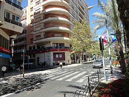 Exterior - Oficina en alquiler en Centro en Alicante/Alacant - 335261479