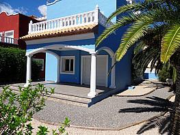 Jardín - Villa en alquiler en calle Cigonya, Las Marinas - Les Marines  en Dénia - 358076722