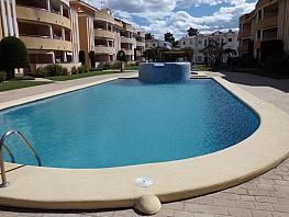 Piscina - Apartamento en alquiler de temporada en carretera Las Marinas, Las Marinas - Les Marines  en Dénia - 272214435