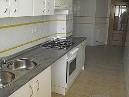 Cocina - Piso en alquiler en Cubas-Industria en Albacete - 344836794