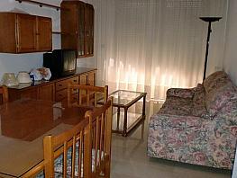 Salón - Apartamento en alquiler en Centro en Albacete - 368643545