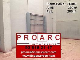 Nave en alquiler en calle Sector Industrial, Centre vila en Vilafranca del Penedès - 272702793