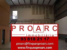 Nave en alquiler en calle Industrial Vilafranca, Centre vila en Vilafranca del Penedès - 292402542