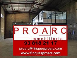 Nave en alquiler en calle Sec Industrial, Centre vila en Vilafranca del Penedès - 322033271
