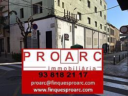 Local comercial en alquiler en calle Amàlia Soler, Poble nou en Vilafranca del Penedès - 349735732
