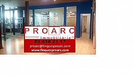 Local en alquiler en calle Nou, Poble Nou en Vilafranca del Penedès - 391482498