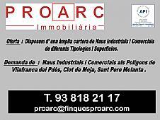 Nau industrial en lloguer polígon Industrial, Centre Vila a Vilafranca del Penedès - 205227219