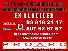 Nave industrial en alquiler en polígono Industrial, Centre vila en Vilafranca del Penedès - 205227318
