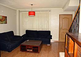 Salón - Piso en alquiler en calle Odisea, Garres, los - 308858581