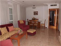 Salón - Piso en alquiler en calle La Via, Beniaján - 312908729