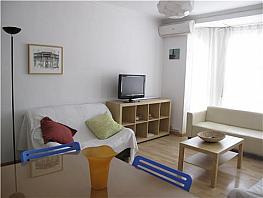 Salón - Piso en alquiler en calle Escritor Sanchez Oreno, Santa Maria de Gracia en Murcia - 317175883