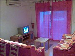 Salón - Piso en alquiler en calle Jose Cortes Lopez, Beniaján - 323029451