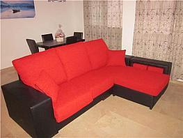 Salón - Piso en alquiler en calle De Europa, Vista Alegre en Murcia - 336957205