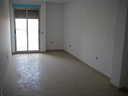 Salón - Piso en alquiler en calle Eduardo Linares, Molina de Segura ciudad en Molina de Segura - 347926369