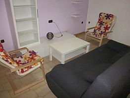 Salón - Piso en alquiler en calle Jose Ballester, Santa Maria de Gracia en Murcia - 351490591