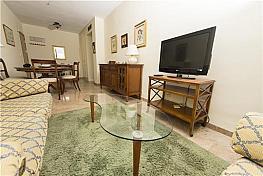 Salón - Piso en alquiler en calle Poeta Cano Pato, La Catedral en Murcia - 362089183