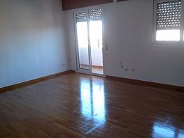 Salón - Piso en alquiler en calle Ciudad de Cadiz, La Flota en Murcia - 365006538