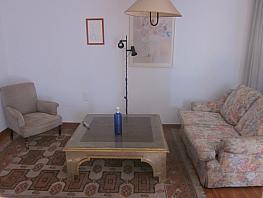 Salón - Piso en alquiler en calle Pintores Murcianos, La Fama en Murcia - 379776335