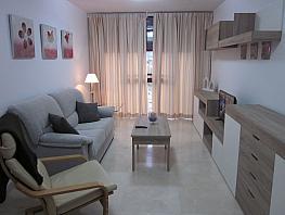 Salón - Piso en alquiler en paseo Florencia, Ronda Sur en Murcia - 381560634