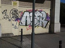Puerta guinardo 7-17 - Garaje en alquiler en calle Guinardo, Camp de l´Arpa en Barcelona - 223319828