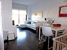 Salón - Piso en alquiler en calle Gran Via Corts Catalanes, Eixample esquerra en Barcelona - 358071651