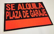 Garaje en alquiler en La Avanzada-La Cueva en Fuenlabrada - 243743097