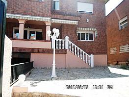Fachada - Chalet en alquiler opción compra en El Cerro-El Molino en Fuenlabrada - 308871080