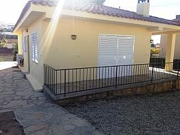 Fachada - Casa en alquiler en calle Marca Hispanica, Centre en Segur de Calafell - 345296152