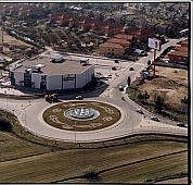 Vista aerea - Local en alquiler en Cubas de la Sagra - 14552182