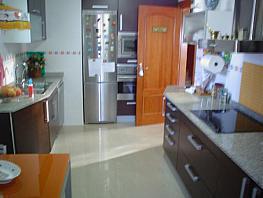 cocina  - Casa en venta en calle Les Planes, Les Planes en Sant Cugat del Vallès - 163817020