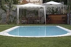 piscina  - Casa en venta en calle Valldoreix, Valldoreix en Sant Cugat del Vallès - 153317224
