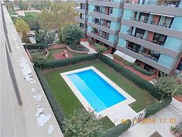 Ático en alquiler en calle Josep de Peray, Sant Cugat del Vallès - 341476576