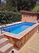 Piscina - Casa en venta en calle Roure, Sils - 175034308