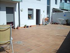 Patio trasero - Piso en venta en plaza Canigo, Sils - 191551412