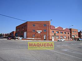 Fachada - Nave industrial en alquiler en calle Carbón, San Jose-Valderas-Parque Lisboa en Alcorcón - 295759377
