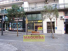 Fachada - Local comercial en alquiler en calle Vizcaya, Centro-Casco Antiguo en Alcorcón - 315274862