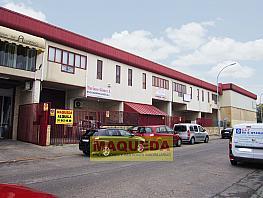 Fachada - Nave industrial en alquiler en calle Minas, Centro-Casco Antiguo en Alcorcón - 332690042