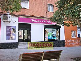 Fachada - Local comercial en alquiler en calle Nueva, Centro-Casco Antiguo en Alcorcón - 372916411