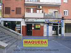 Fachada - Local comercial en venta en calle Pozas, Centro-Casco Antiguo en Alcorcón - 155670576