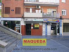 Fachada - Local comercial en alquiler en calle Pozas, Centro-Casco Antiguo en Alcorcón - 155670921