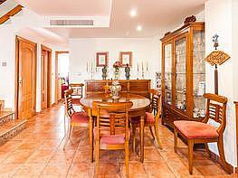 Casa adosada en alquiler en calle Galia, Albufereta en Alicante/Alacant - 375539030