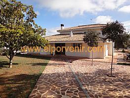 Chalet en alquiler en El Vedat en Torrent - 380175373