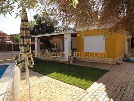 Chalet en alquiler en El Vedat en Torrent - 325294202
