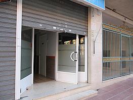 Vistas - Local en alquiler en calle Ancha del Castelar, Centro en San Vicente del Raspeig/Sant Vicent del Raspeig - 264452225
