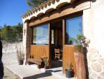 Fachada - Chalet en venta en parque Xorret de Cati, Castalla - 106600489