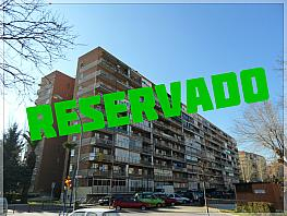 Fachada - Piso en venta en calle Europa, Zarzaquemada en Leganés - 329581305
