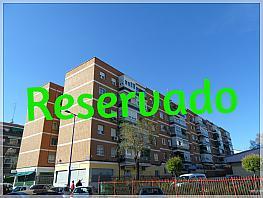 Fachada - Piso en venta en calle Rioja, Zarzaquemada en Leganés - 314186819